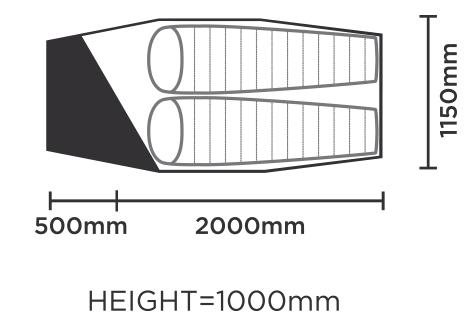 Macpac Minaret Tent u2013 2 person tent  sc 1 st  Get Ready For Outdoors & Macpac Minaret Tent u2013 2 person tent u2013 Get Ready For Outdoors