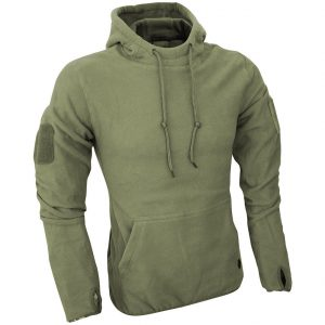 Viper Tactical Fleece Hoodie – Green
